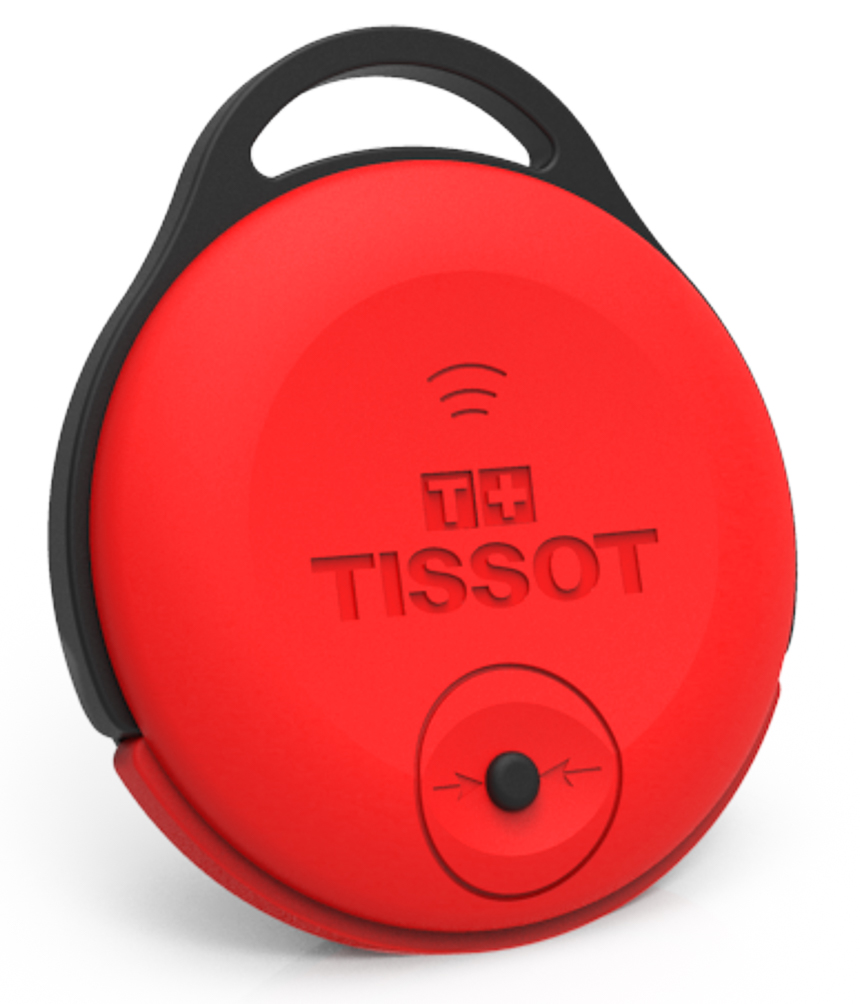 Tissot Smart-Touch FindIt Tag