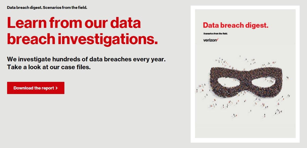 Verizon Data Breach Digest