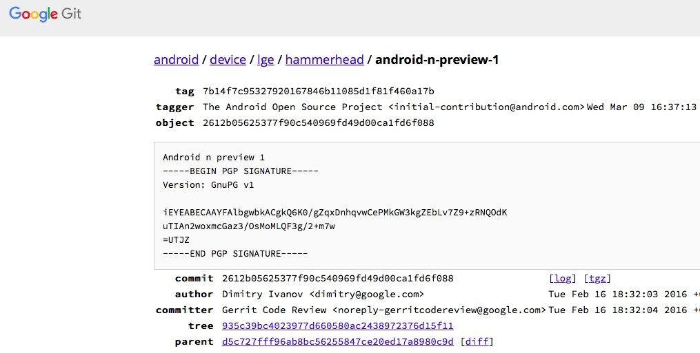 google-hammerhead-android-n-preview