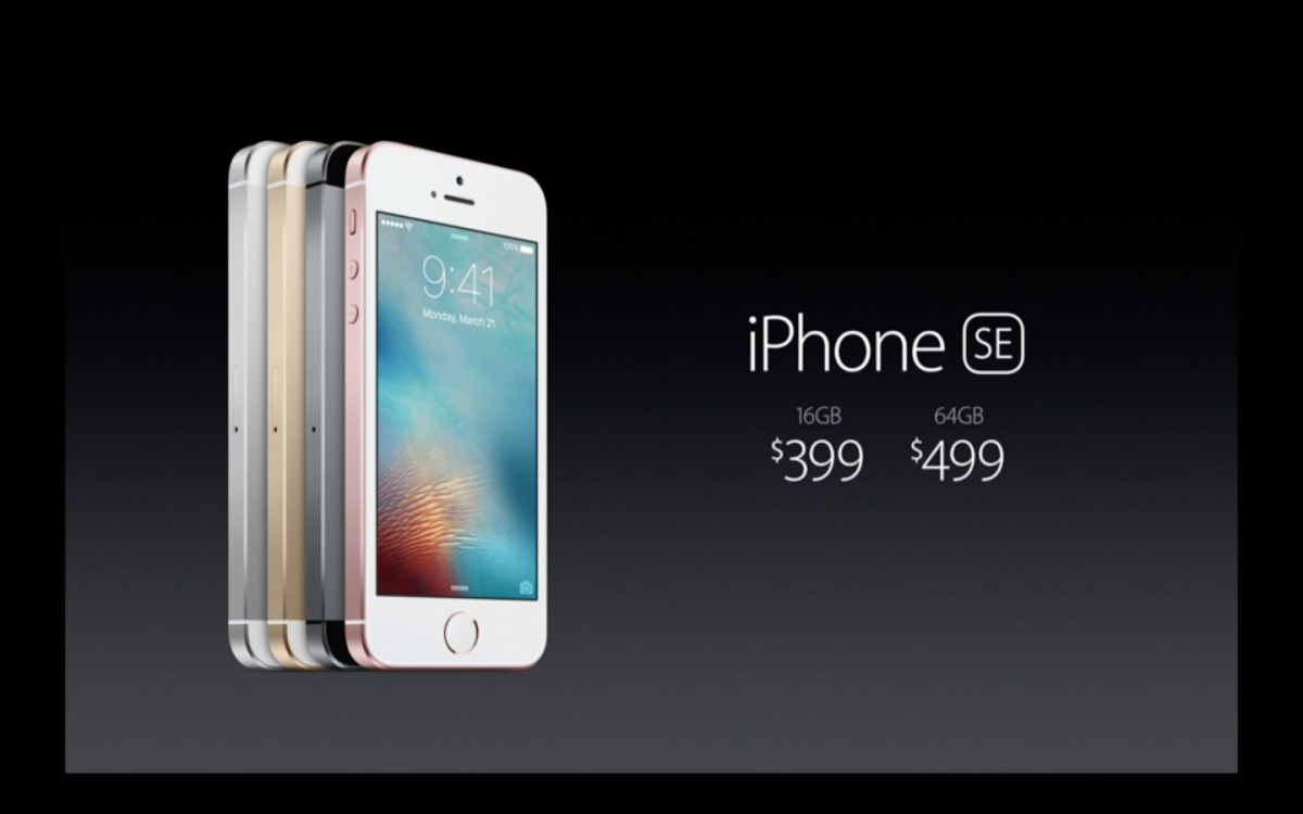 when did the iphone 4 come out apple introduces 4 inch iphone se powered by same 20583