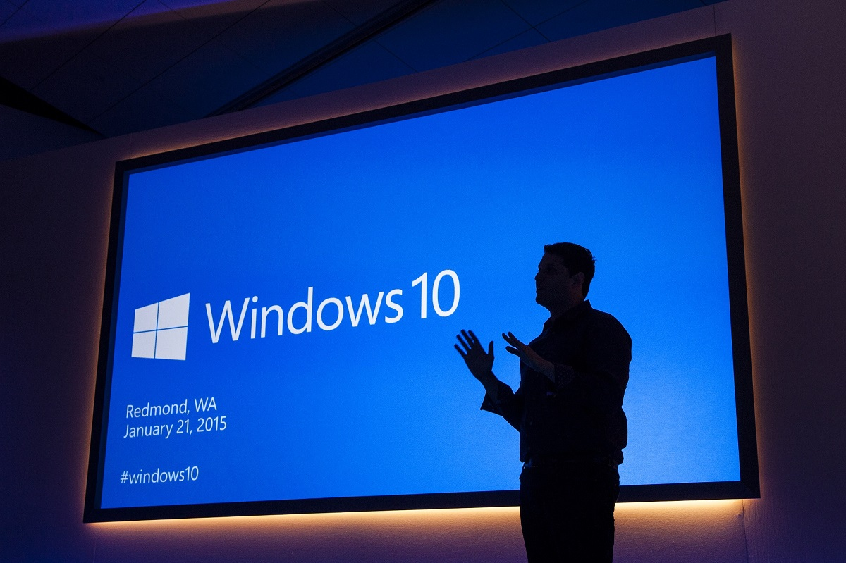 The new version of Windows will be released April 30