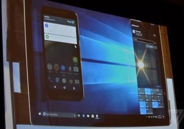 Windows 10 Action Center Update - Build 2016