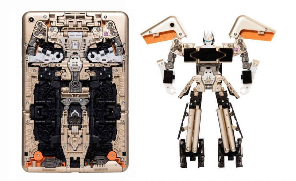 Xiaomi Mi Pad 2 Transformers Special Edition
