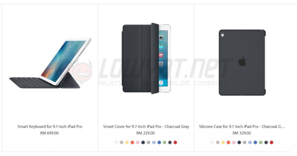 Apple iPad Pro 9.7-inch Accessories