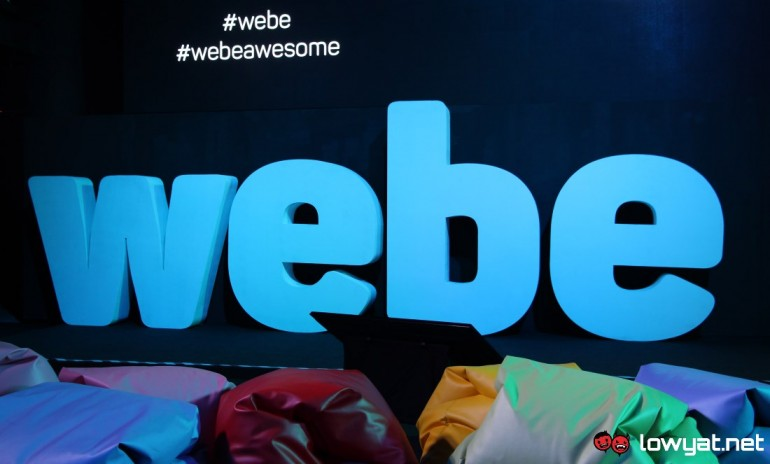 Webe Launch