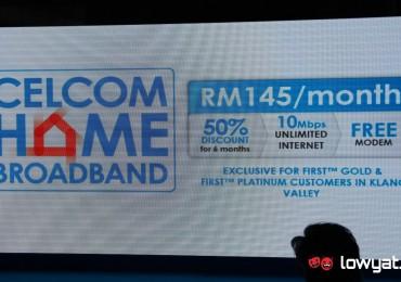 Celcom Home Broadband