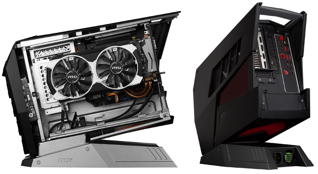 msi officially unveils the aegis compact gaming pc kopi kopitiam fm. Black Bedroom Furniture Sets. Home Design Ideas