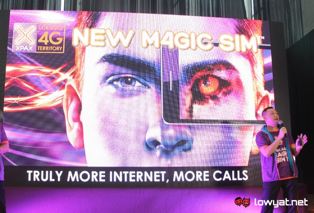160428 Xpax New M4Gic SIM Launch 03