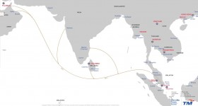 Bay of Bengal Gateway Cable System