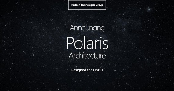 AMD polaris architecture