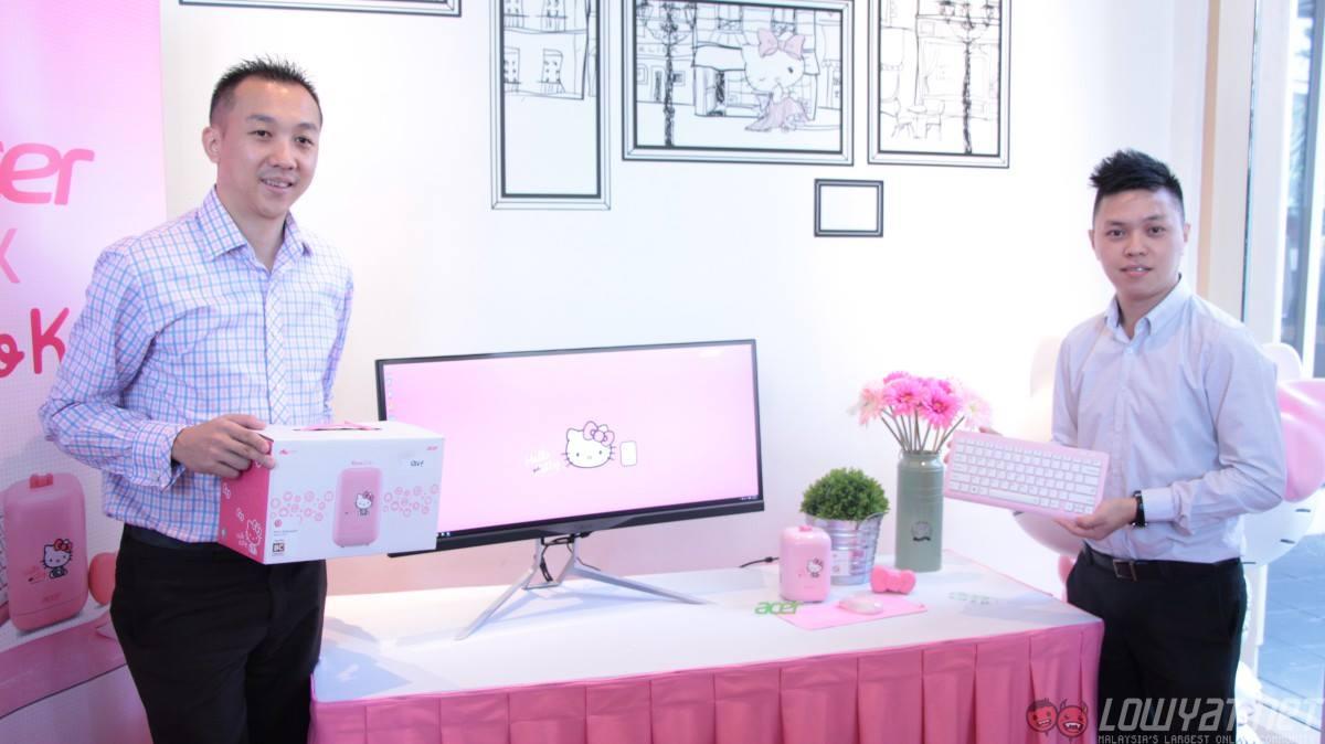 Acer Malaysia Hello Kitty
