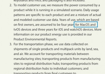 Apple MacOS Reference