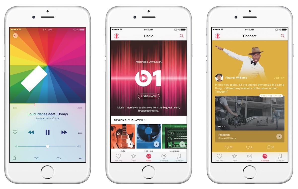 Apple Music Large