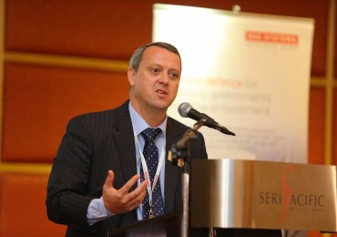 Barry Johnson, Country Manager (Malaysia), International Services & Solutions, BAE Systems Applied Intelligence