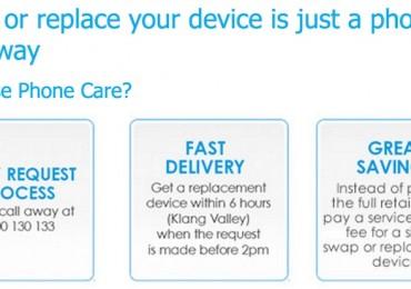 Celcom Phone Care 1