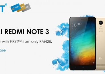 Celcom Xiaomi Redmi Note 3