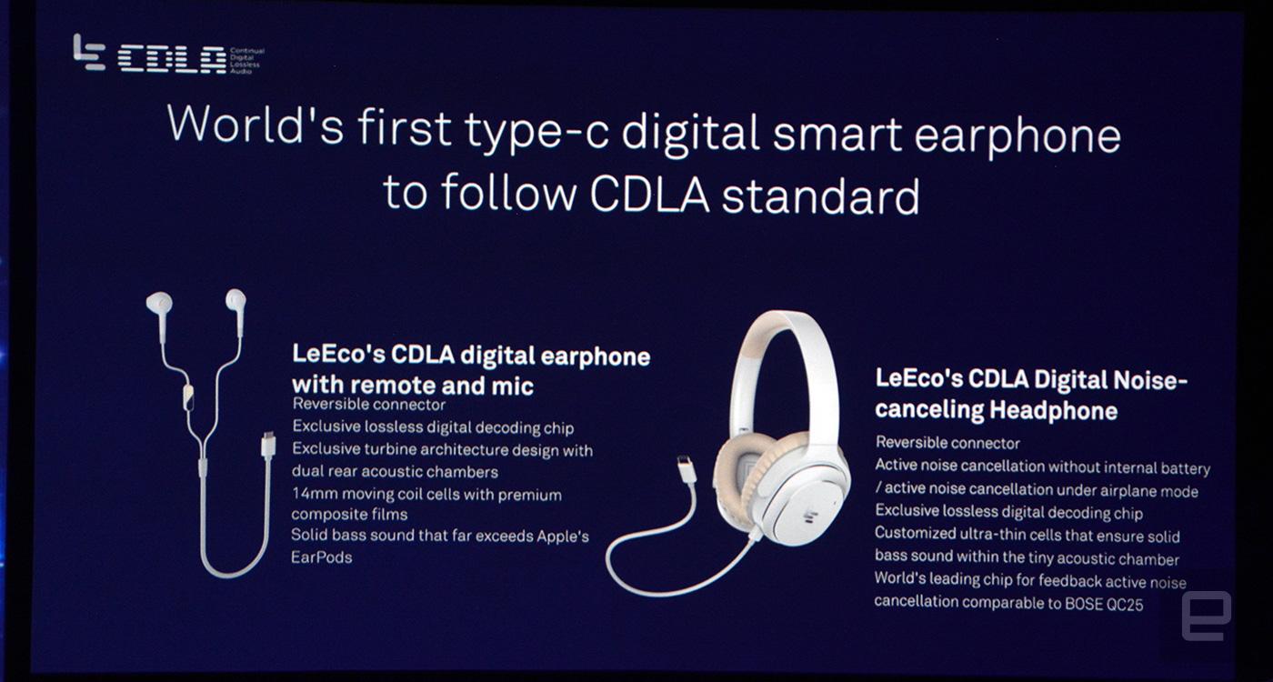 LeEco USB Type C Earphone