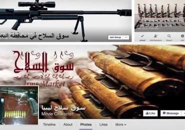 Libya FB Weapons Sales