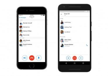 Messenger Group Calls