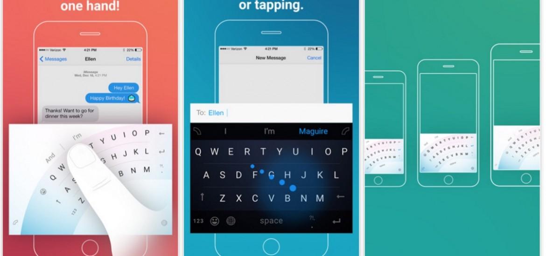 Microsoft Word Flow on iOS