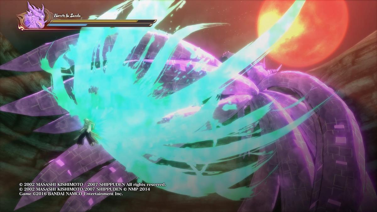 Lightning Review: Naruto Shippuden: Ultimate Ninja Storm 4