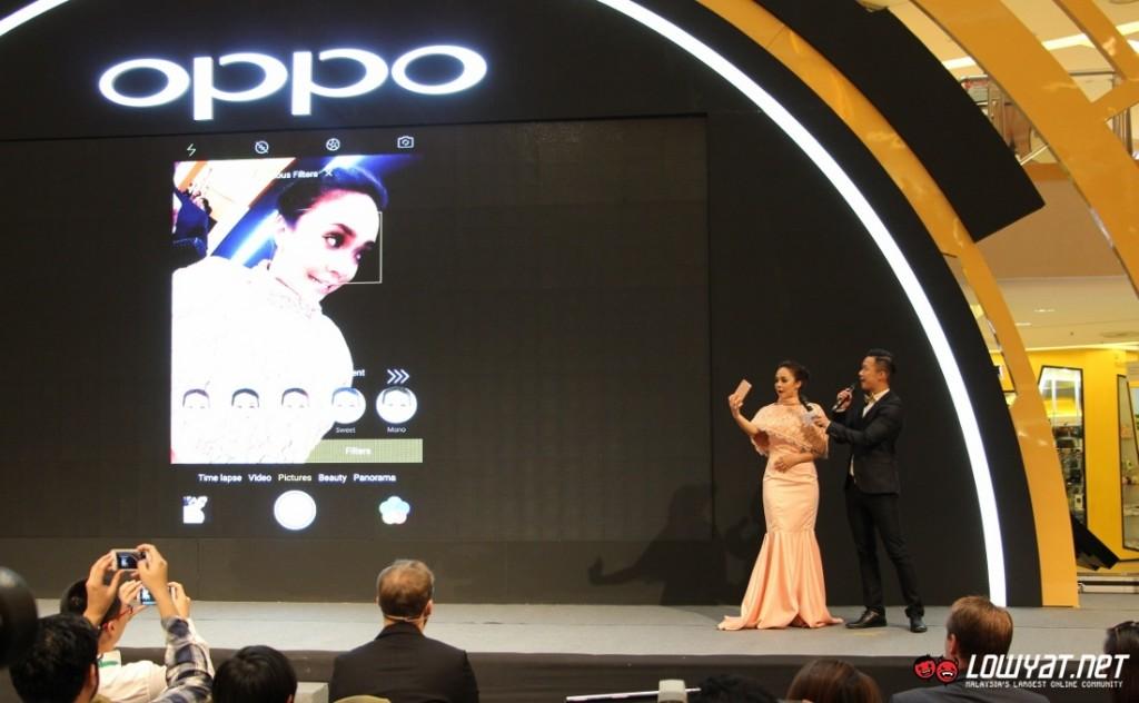 OPPO F1 Plus Malaysia Launch 04