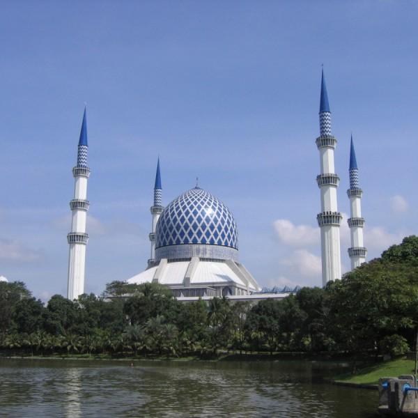 Shah Alam Mosque