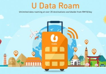 U Mobile U Data Roam 10 and 36