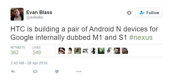 evleaks Nexus M1 S1