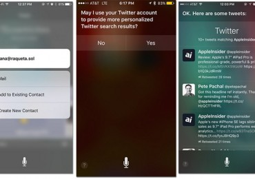 iOS 9.3.1 Bug that Grants Access to Contacts and Photos using Siri with Twitter Integration