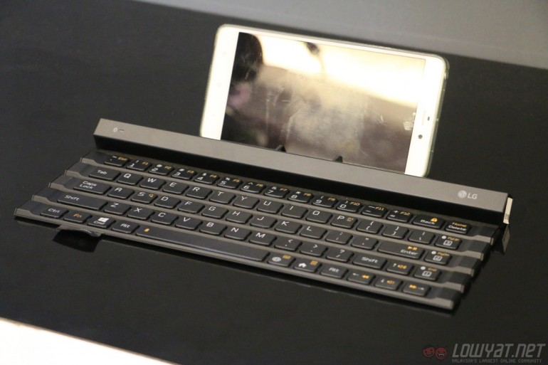 Lg Rolly Keyboard 2 To Launch In Malaysia Soon Lowyat Net