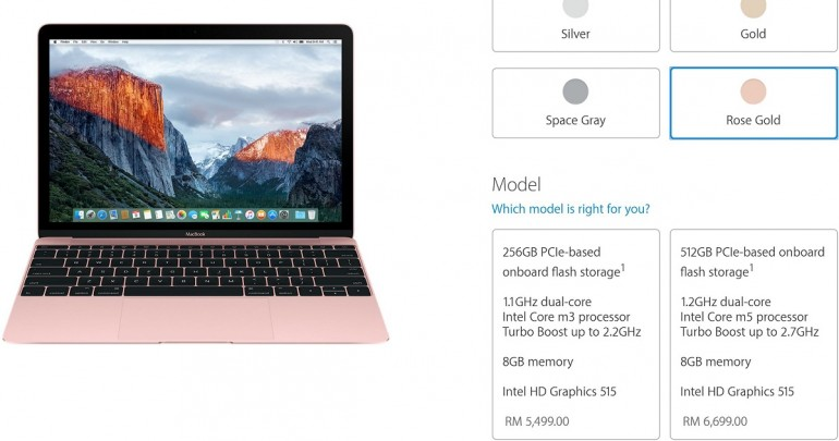 Apple Lowers Prices Of Macs In Malaysia As Much As Rm1 600 Price