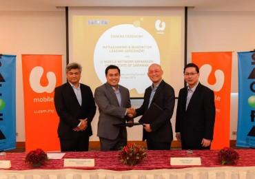 U Mobile - Sacofa Network Deal