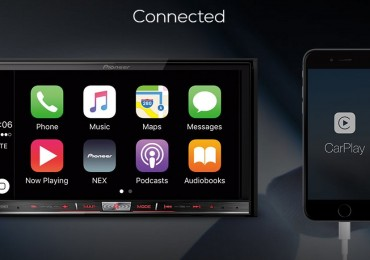 Pioneer - Apple CarPlay