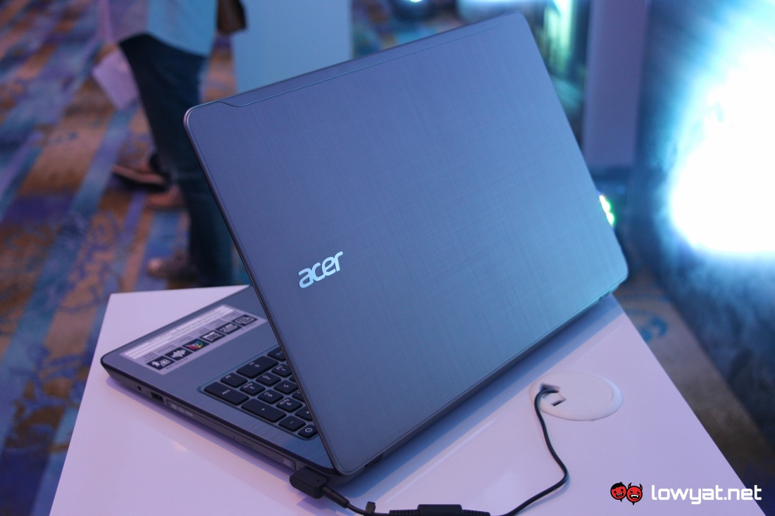 Acer Laptops With 7th Gen Intel Core Processors Now