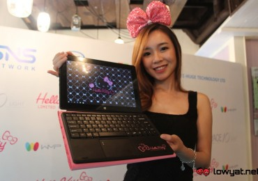 Hello Kitty Grace 10 Light Malaysia Launch
