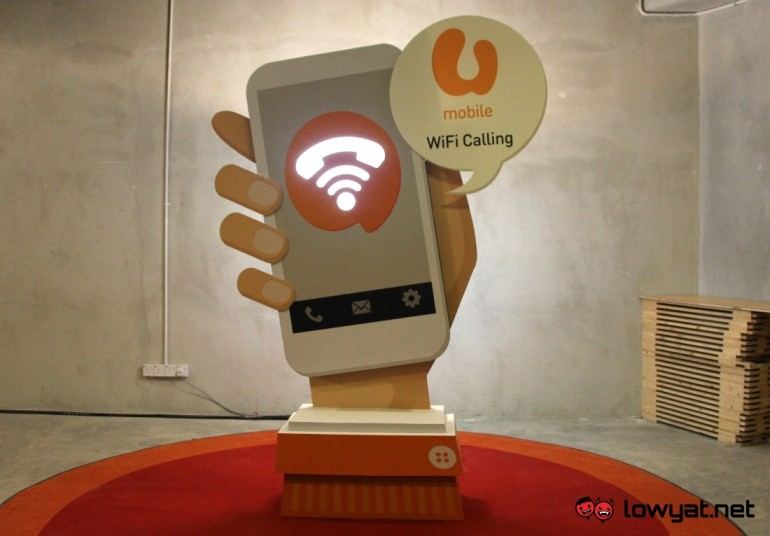 U Mobile Launches Wi-Fi Calling: Available Now For iPhone, Coming To