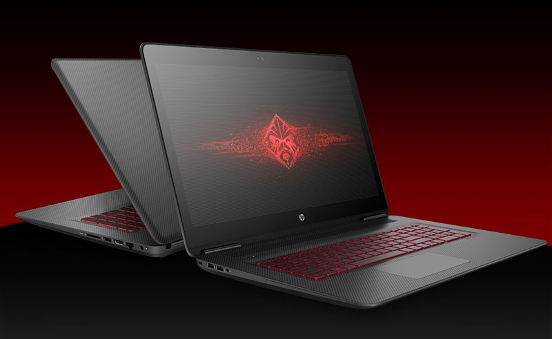 2016 HP Omen Gaming Laptops