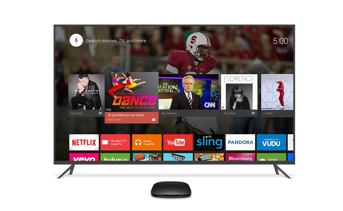 Xiaomi Announces New 4k Mi Box Powered By Android Tv