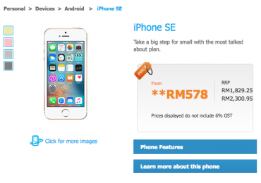 Celcom-iPhone-SE-Bundle