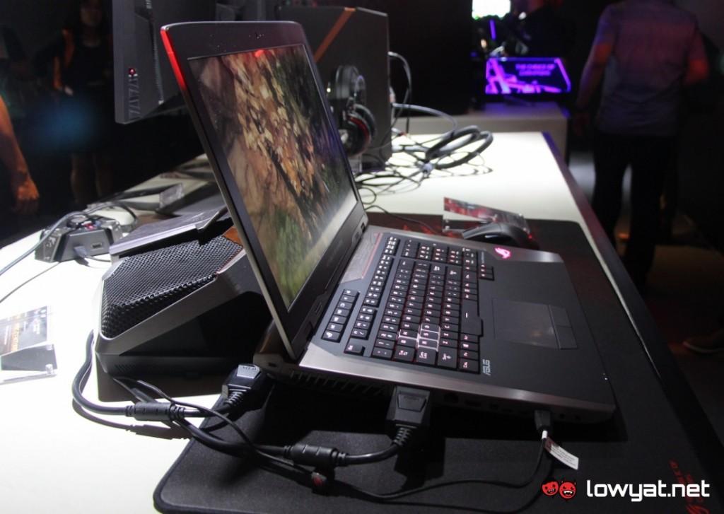 Computex 2016 ASUS ROG GX800 09
