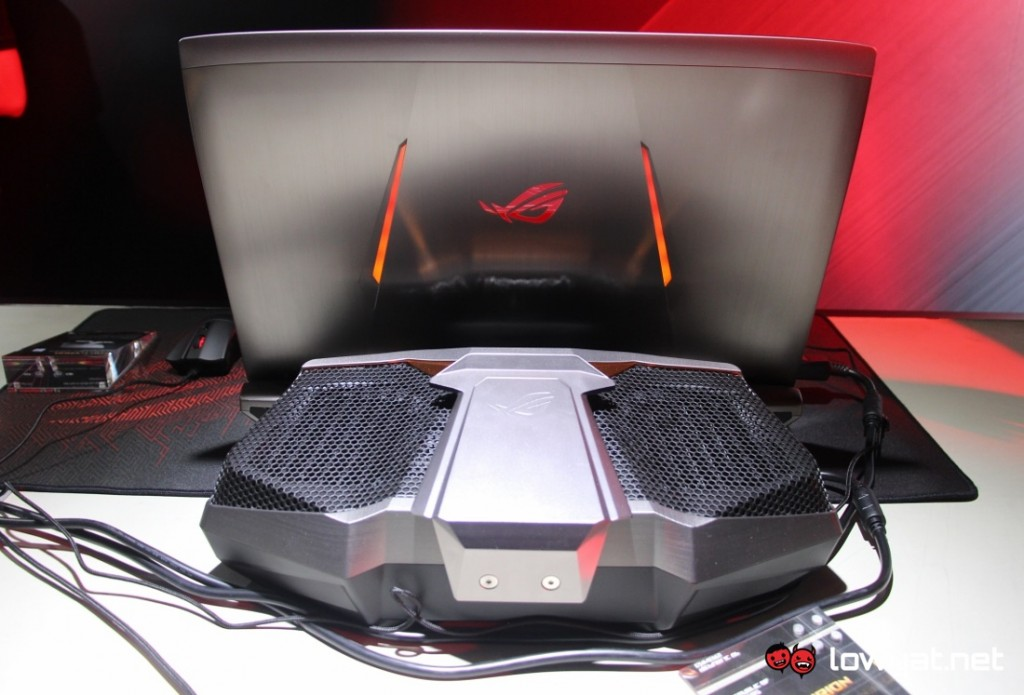 Computex 2016 ASUS ROG GX800 11