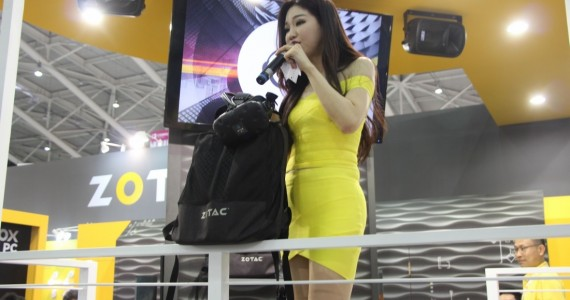 Computex 2016 Zotac Portable VR Backpack PC 08