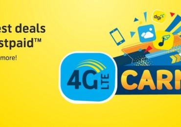 Digi 4G LTE Carnival 2016