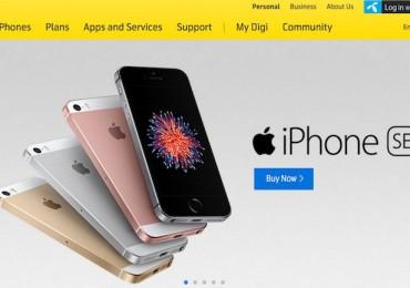 Digi iPhone SE