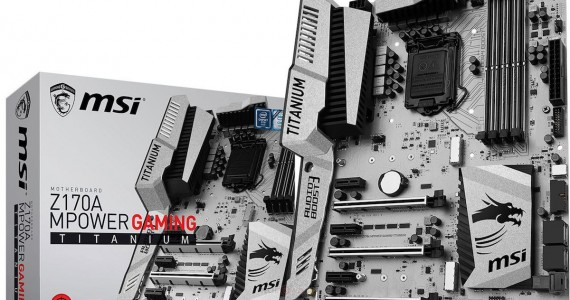 MSI Z170A MPower Gaming (1)