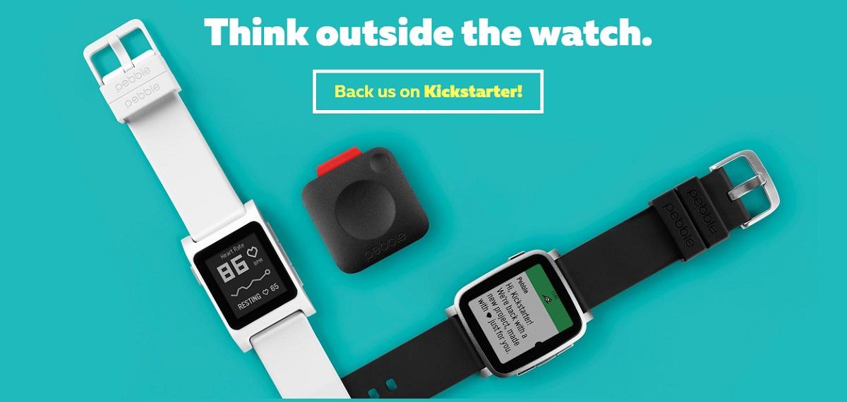 Pebble 2 Kickstarter