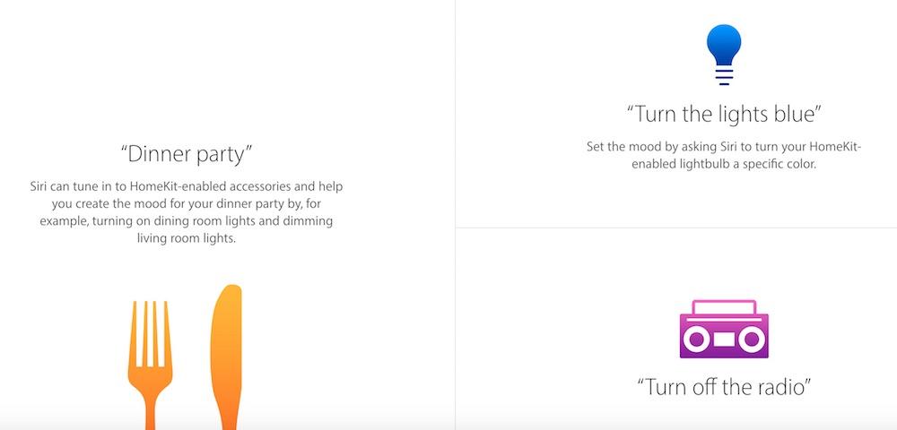 Siri Home Kit