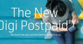 The New Digi Postpaid