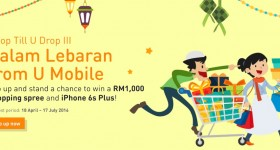 U Mobile Shop Till U Drop